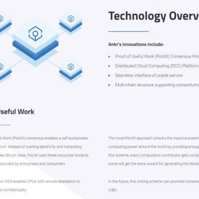 Ankr-Network-Tech-Overview