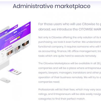 ADMINISTRATIVE-MARKETPLACE