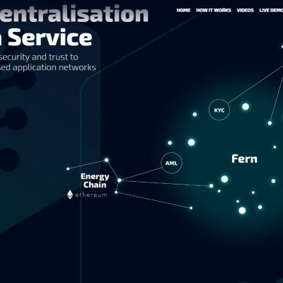DECENTRALIZED-SERVICE