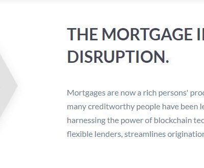 MORTGAGE-DISRUPTION