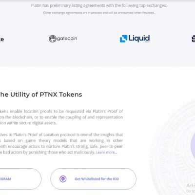 UTILITY-TOKENS