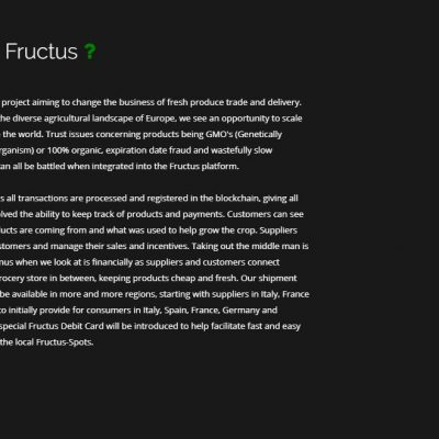 WHY-FRUCTUS
