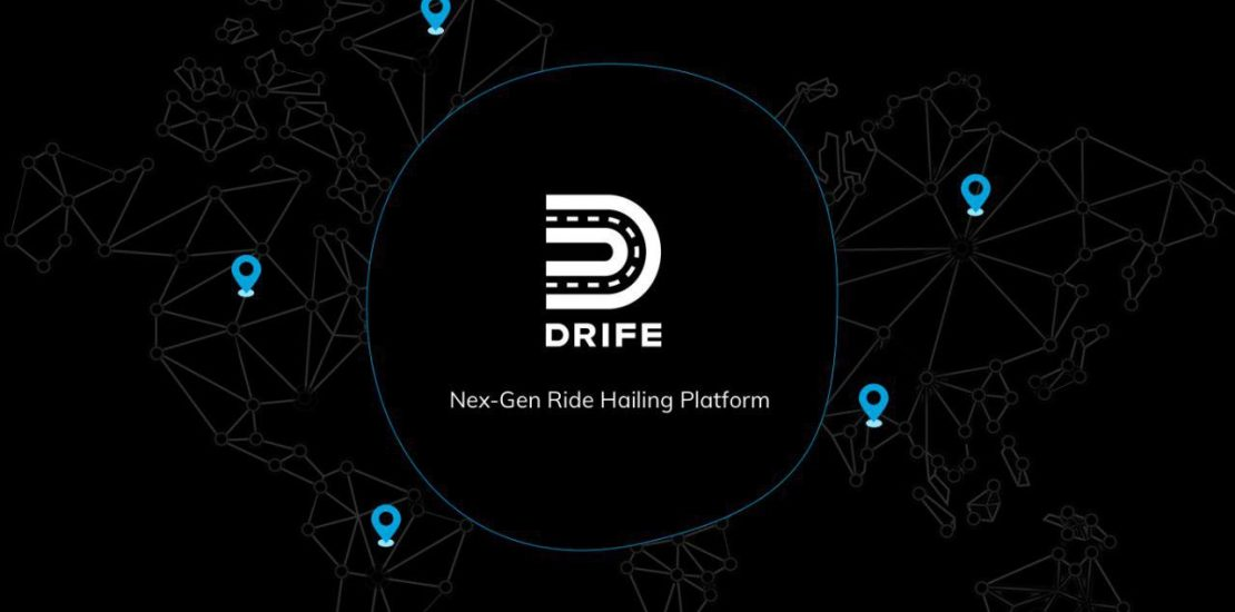DRIFE 1110x550 - The DRIFE Platform Aims to Disrupt the Transport Sector