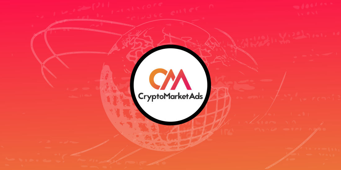 CMA Portada 1100x550 - Crypto Market Ads presents the crypto marketing and advertising marketplace