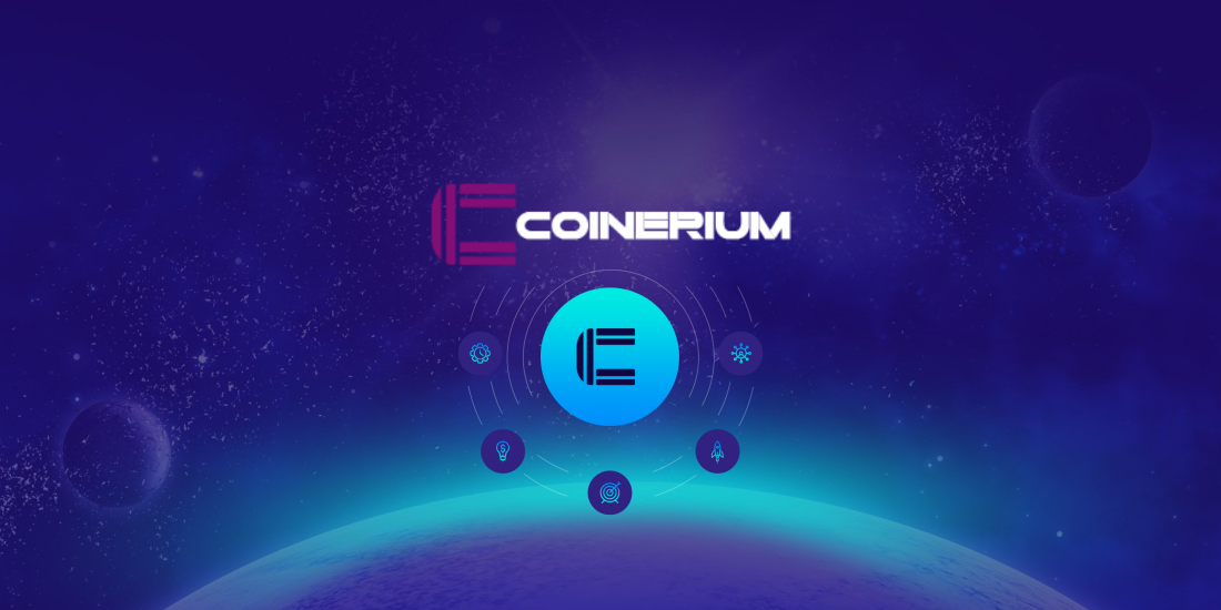 Coinerium Portada 1100x550 - Coinerium CONM token combines fast payments and resistance to volatility